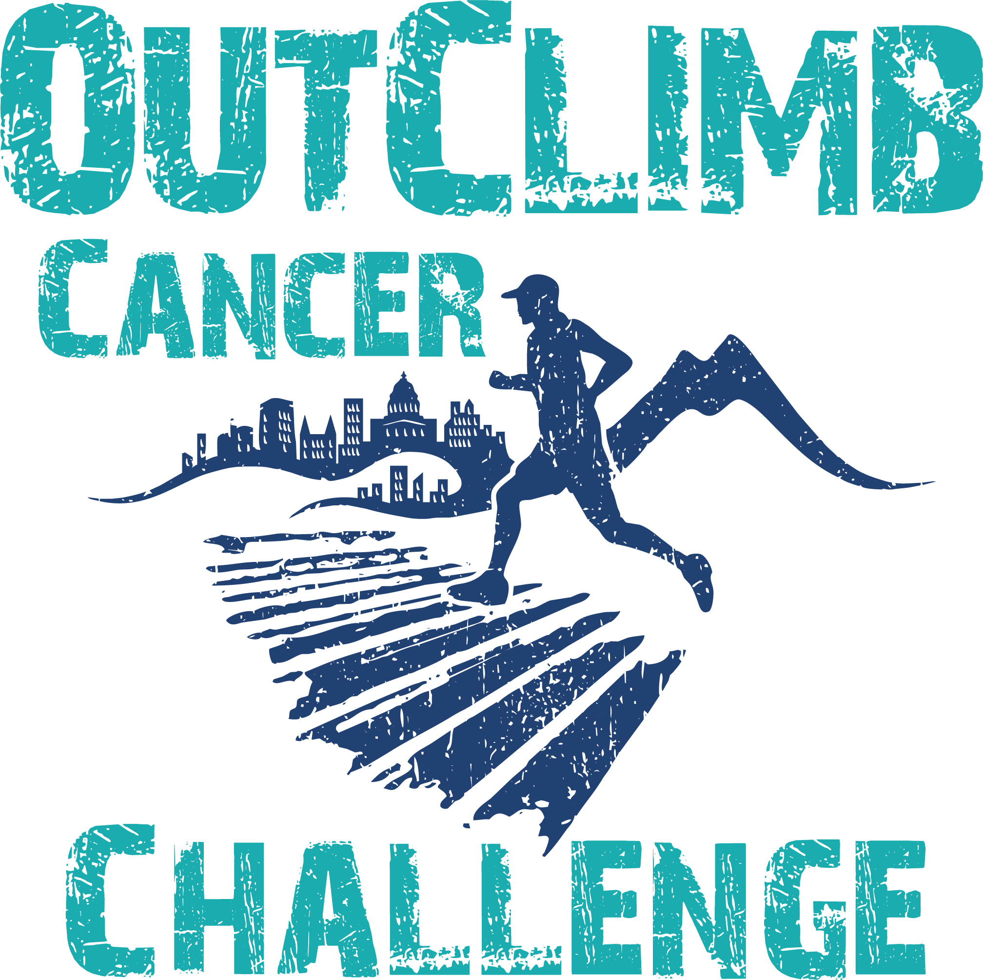 OutClimb Cancer Challenge logo