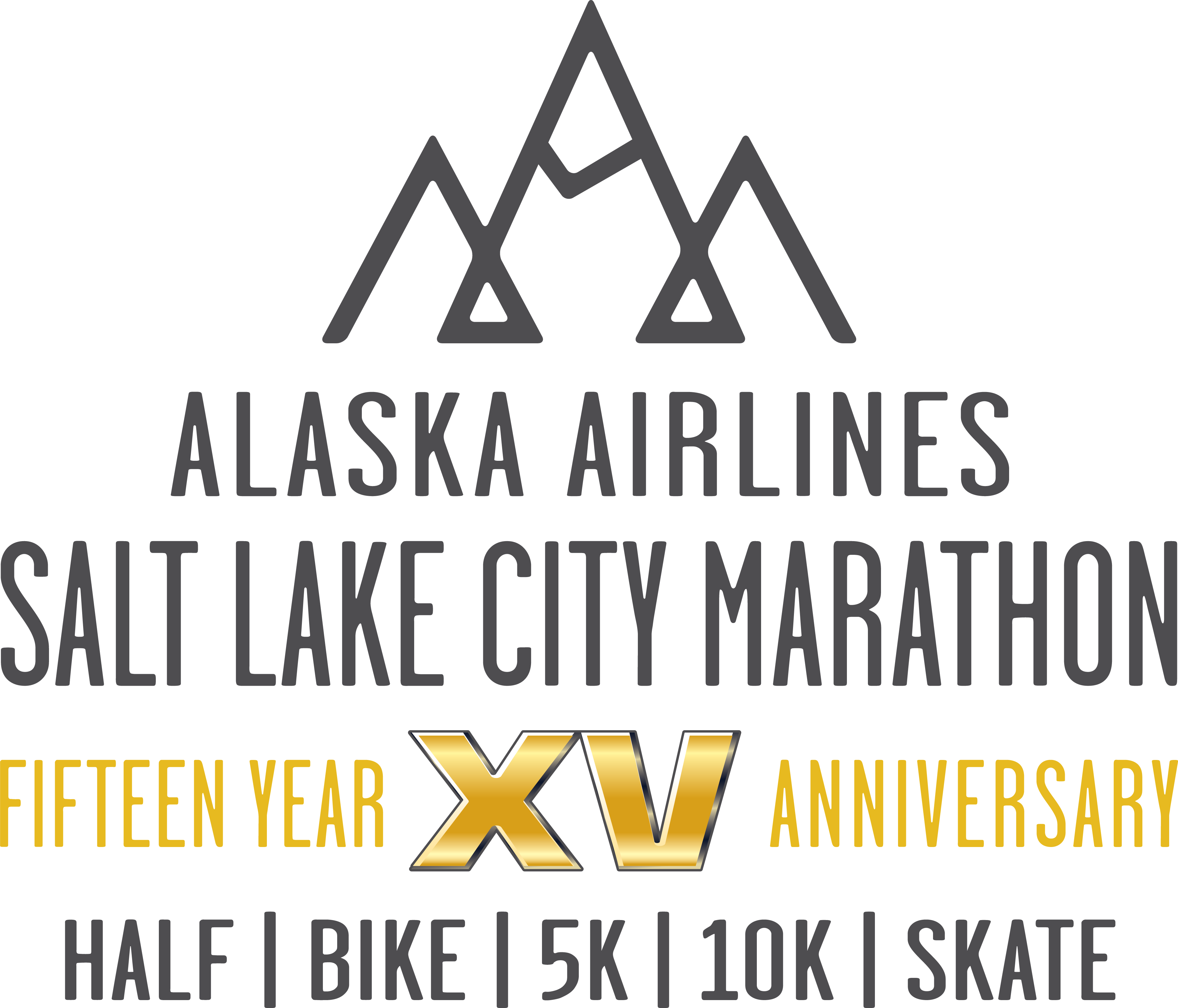 Salt Lake City Marathon Logo