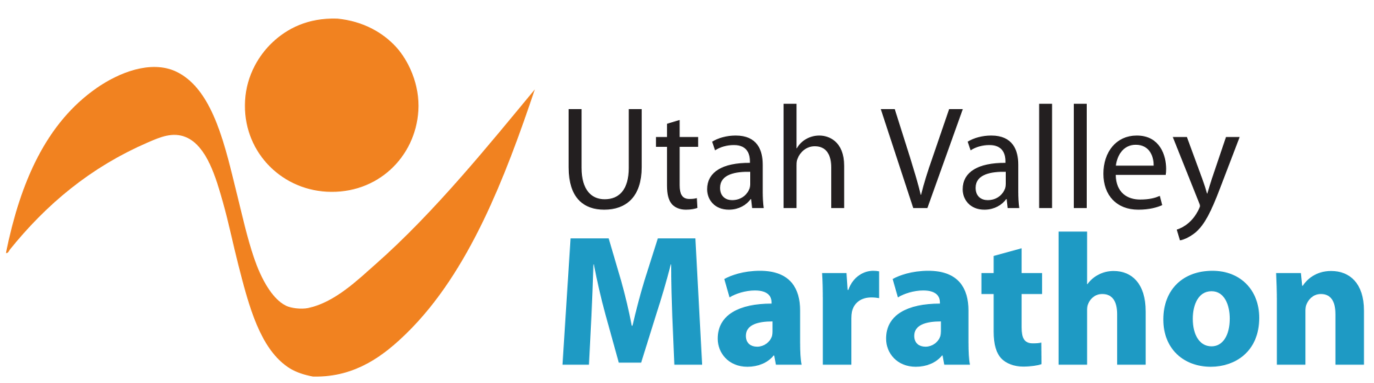 Utah Valley Marathon Logo