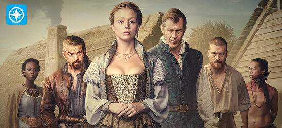 Watch Jamestown on WETA Passport