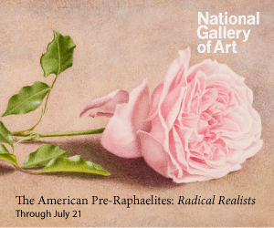 Thanks to our sponsor: National Gallery of Art