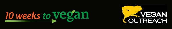 10 weeks to vegan logo