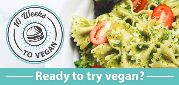 Ready to try vegan?