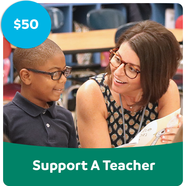 Support a Teacher