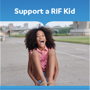 Support a RIF Kid