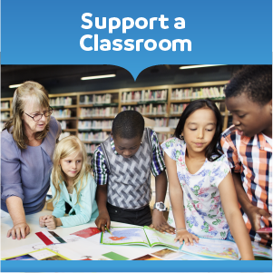 Support A Classroom