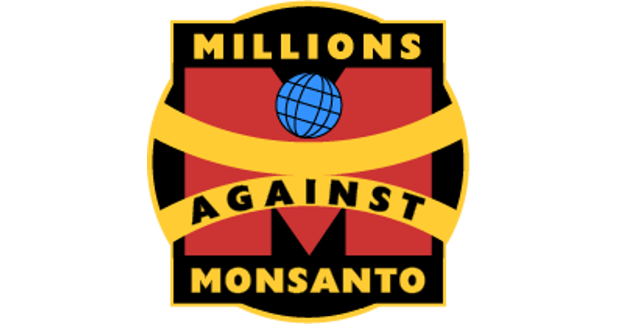 Millions Against Monsanto logo