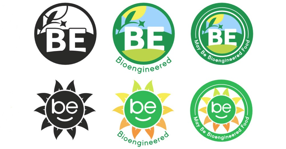 USDA bioengineered labels