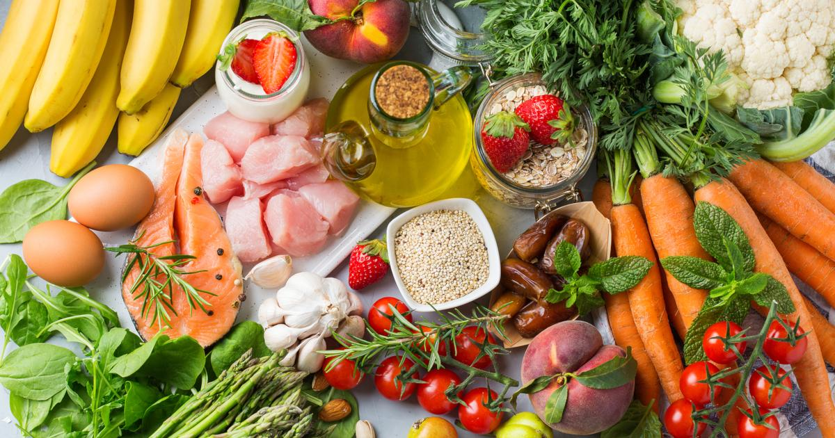 arrangement of a flexetarian diet with good nutrition